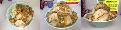 「中ラーメン+豚マシマシ」@立川マシマシ 足利総本店の写真