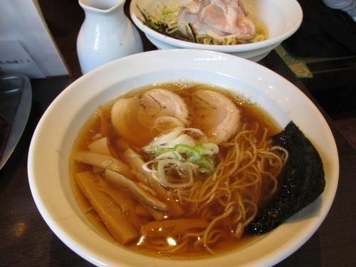 「中華そば 「750円」」@麺屋力の写真