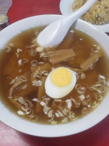 「チャーシュー麺600円」@来々亭の写真