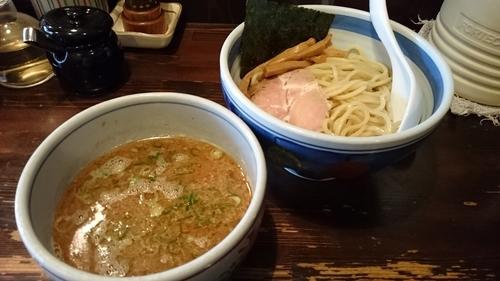 「白濁濃厚つけ麺」@とうかんやの写真