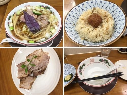 「特別限定麺「Come on!」~鶏ガラ清湯~」@ラーメン専科 竹末食堂の写真