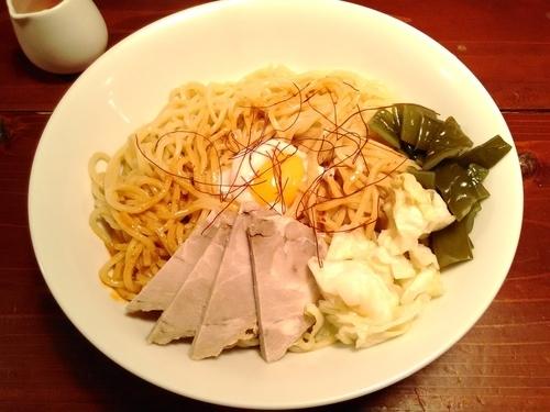 「夏季限定 夏麺」@つけめん SAKURAの写真