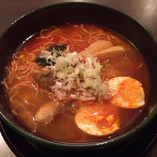 「鯛麺 真魚(¥900)」@鯛麺 真魚の写真