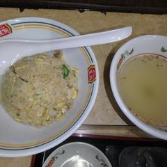 餃子の王将 安東店の写真