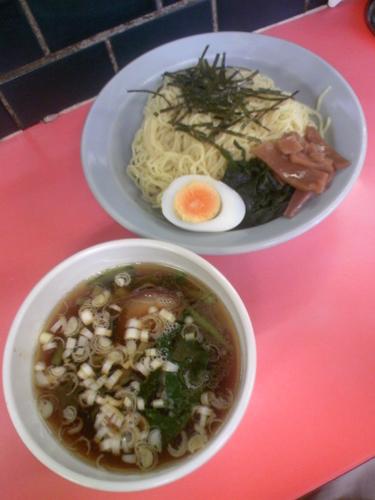 「つけ麺710円」@山田屋の写真