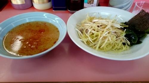 「ネギつけ麺」@ラーメンショップ 石川店の写真