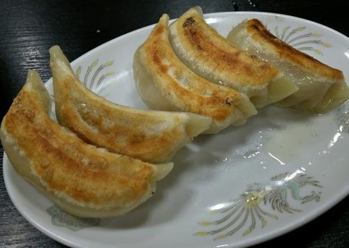 「焼き餃子 360円」@中華料理 福源樓の写真
