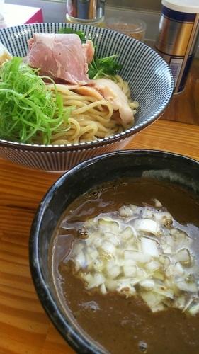 「煮干しつけ麺 濃い目」@中華そば よしかわの写真