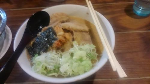 「味噌ちゃーしゅうらーめん ¥1020」@一笑ラーメンの写真