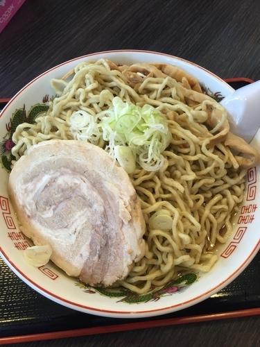 「らーめん 特大  730円」@自家製太麺渡辺の写真