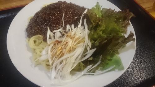 「ジャージャー麺」@和香佐の写真