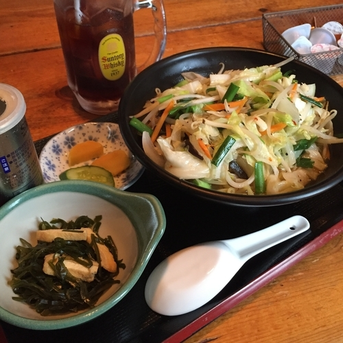 「タンメン(¥500)」@KAN☆KANの写真