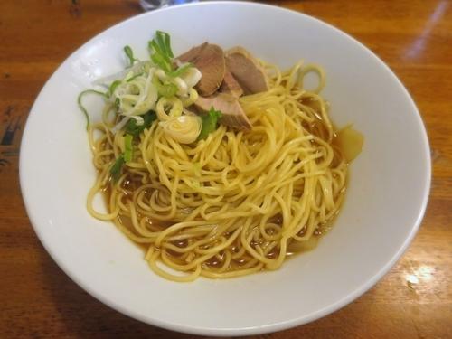 「肉そば 780円」@自家製麺 伊藤の写真