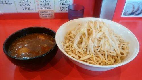 「つけ麺 そのまま」@麺屋 桐龍の写真