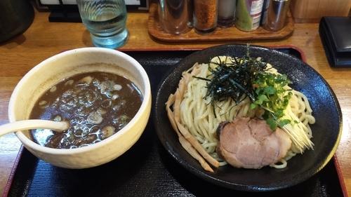 「つけ麺750円」@麺屋 鶏口の写真