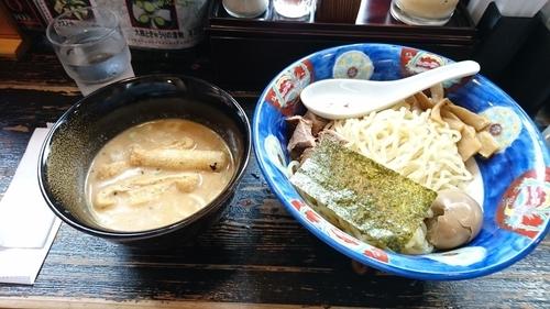 「味噌つけ麺」@北海道らーめん ひむろ 有楽町店の写真