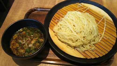 「ざるらぁ麺」@もりずみキッチンの写真