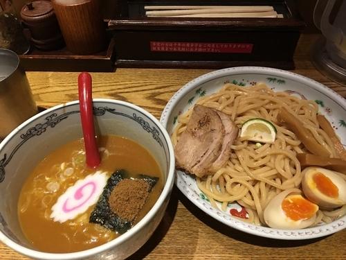 「特製つけ麺 910円」@麺や 六三六 名駅店の写真