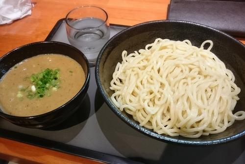 「濃厚つけ麺」@中華そば 輝羅の写真