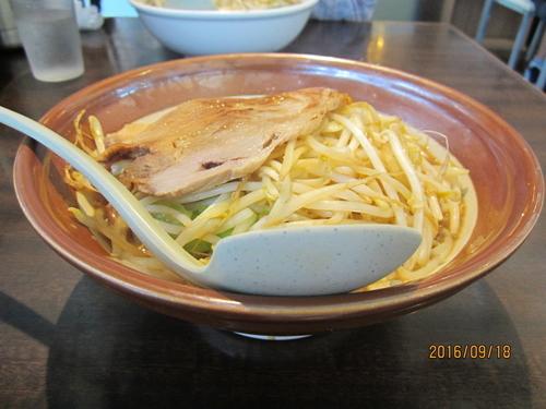 「特製野菜みそラーメン990円」@ラーメン 東横 愛宕店の写真