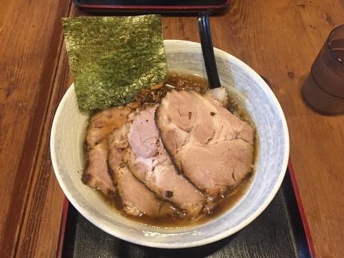 「醤油チャーシュー麺」@麺屋 匠堂の写真