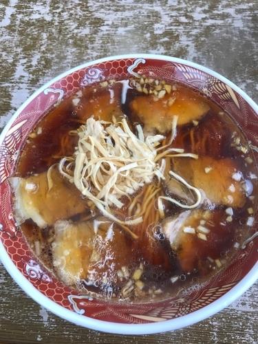 「チャーシュー麺➕大盛➕麺固め」@ラーメンワンちゃん 君津常代店の写真