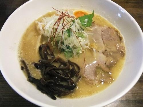「まろ味噌(750円)」@麺や ハレル家の写真