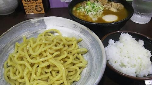 「カレーつけ麺¥800」@らぁ麺 一歩の写真