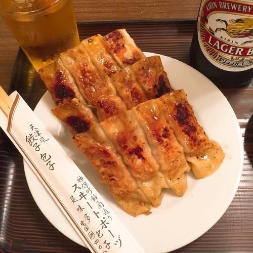 「餃子 中皿」@スヰートポーヅの写真