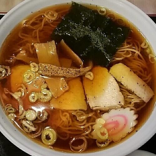 「ジャンボラーメン 650円」@しをみ食堂の写真