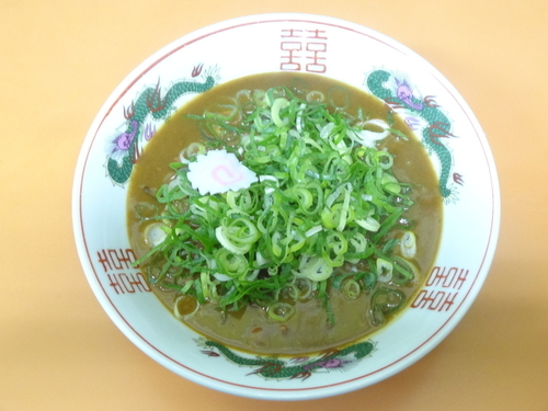 「カレーラーメン」@石田食堂の写真