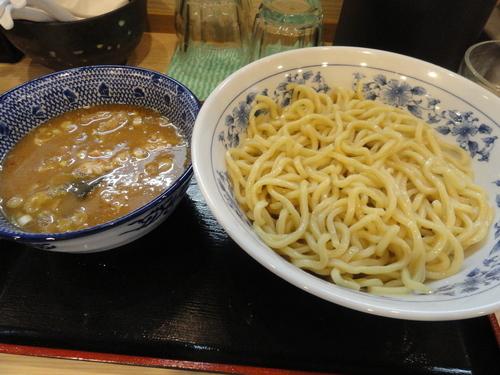 「辛しつけ麺」@大勝軒外伝の写真