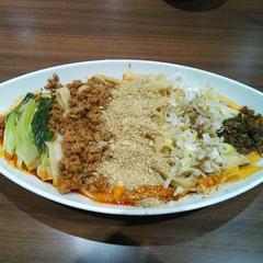 刀削麺 朝霞の写真