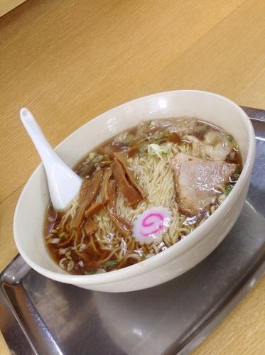 「ワンタン麺」@大勝軒 東岩槻店の写真