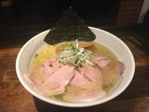 「淡麗あっさりチャーシュー麺」@麺屋ことぶきの写真