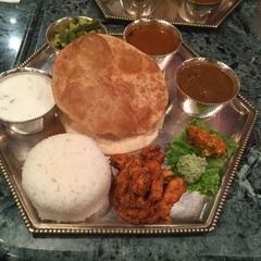 南インド料理 ダルマサーガラの写真
