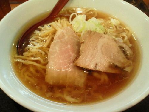 「しょうゆらーめん 730円」@麺や うから家からの写真