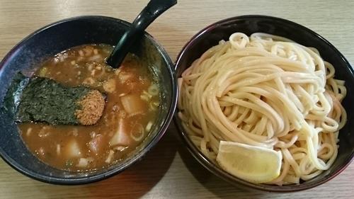 「つけそば」@麺屋 隆勝の写真