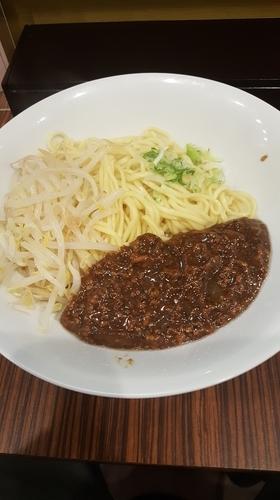「肉みそあんかけ麺」@爽爽の写真