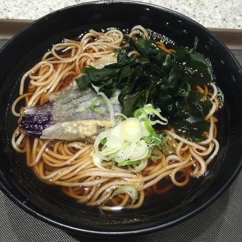 「なす天(¥400)」@名代 富士そば 新宿店の写真
