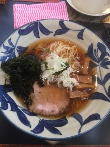 「醤油らーめん780円」@らーめん 神田 磯野の写真