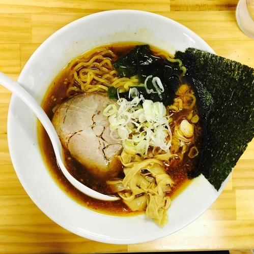 「クロチョンラーメン(2倍)850円」@北海道らーめん 黒の写真