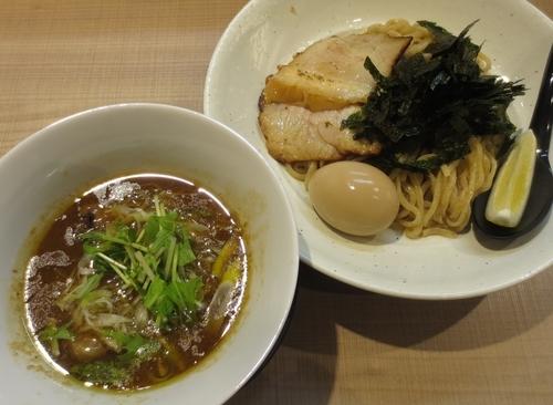 「GaGaNaつけ麺+特製トッピング 880円※クーポン使用」@GaGana RAMENの写真