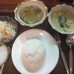 タイ料理 ジャンジャーオの写真