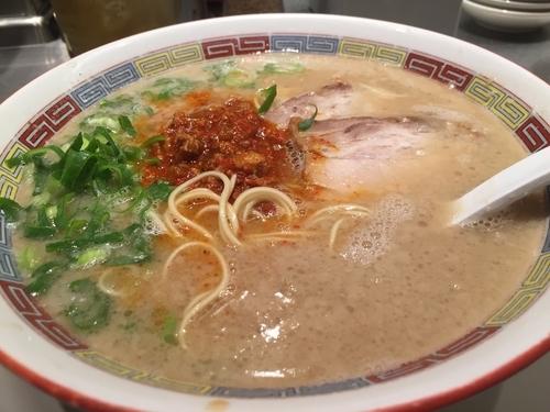 「カラカベース 3辛 特濃 820円」@SHIROMARU-BASEの写真