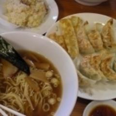 亀戸の餃子専門店 藤井屋の写真