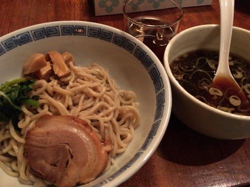 「つけ麺 記念価格300円」@ラーメンかずやの写真