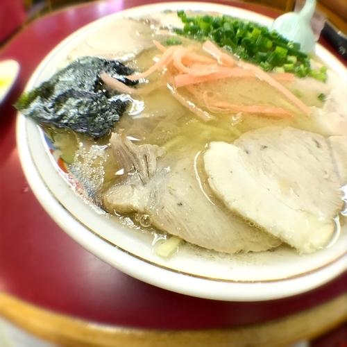 「大盛チャーシュー麺」@東洋軒の写真