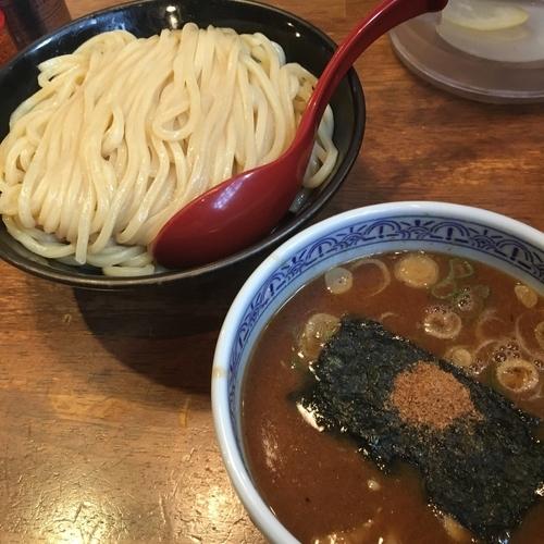 「つけ麺 大 あつもり」@つけ麺専門店三田製麺所 梅田店の写真