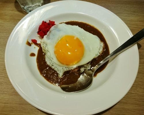 「辛来飯(大森) 700円」@ニューキャッスルの写真